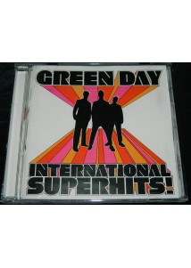 CD Green Day International Superhits!