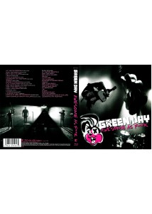 Blu-Ray + CD Green Day Awesome As Fuck