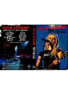 Live in Budokan, Japan DVD (EXCLUSIVO)