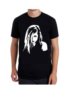 Polera Unisex Black Star Tour