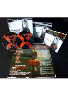 Under My Skin Special Edition